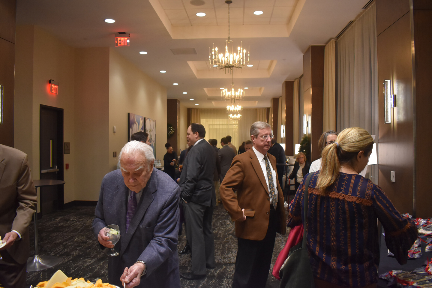 Allegheny County Bar Association Civil Litigation Holiday Party